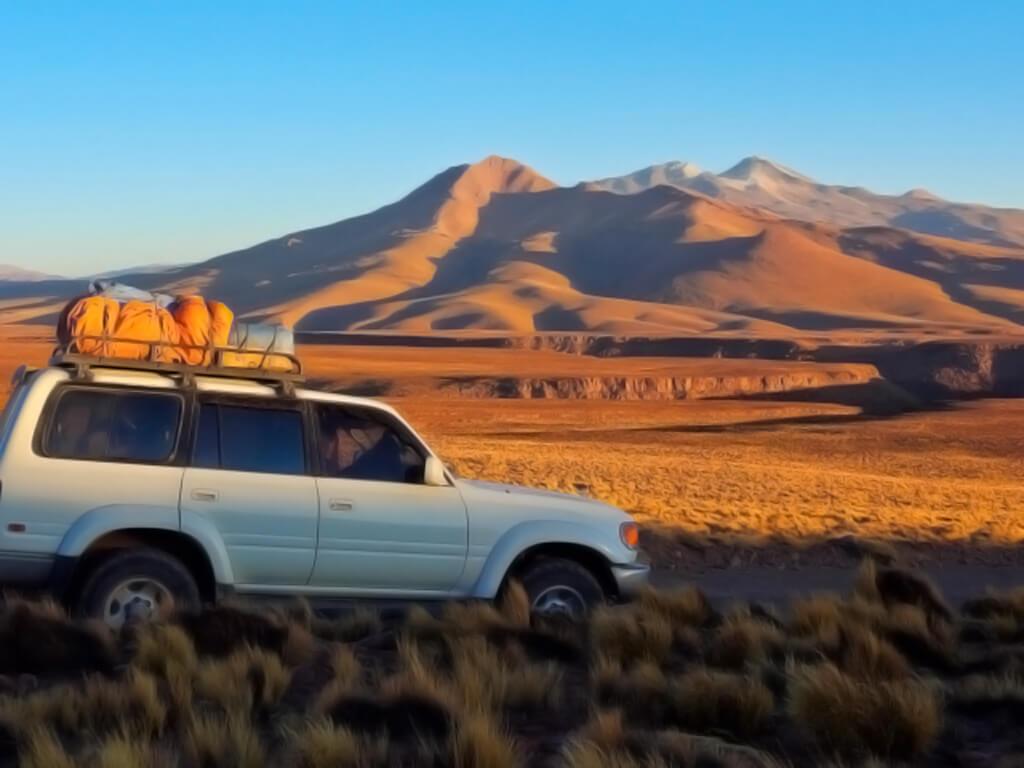 Circuit 4x4 Sud Lípez Bolivie