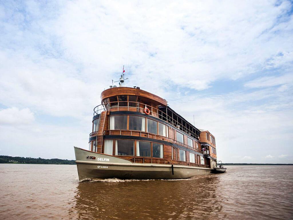 Croisières sur l'Amazone au départ d'Iquitos, Pérou