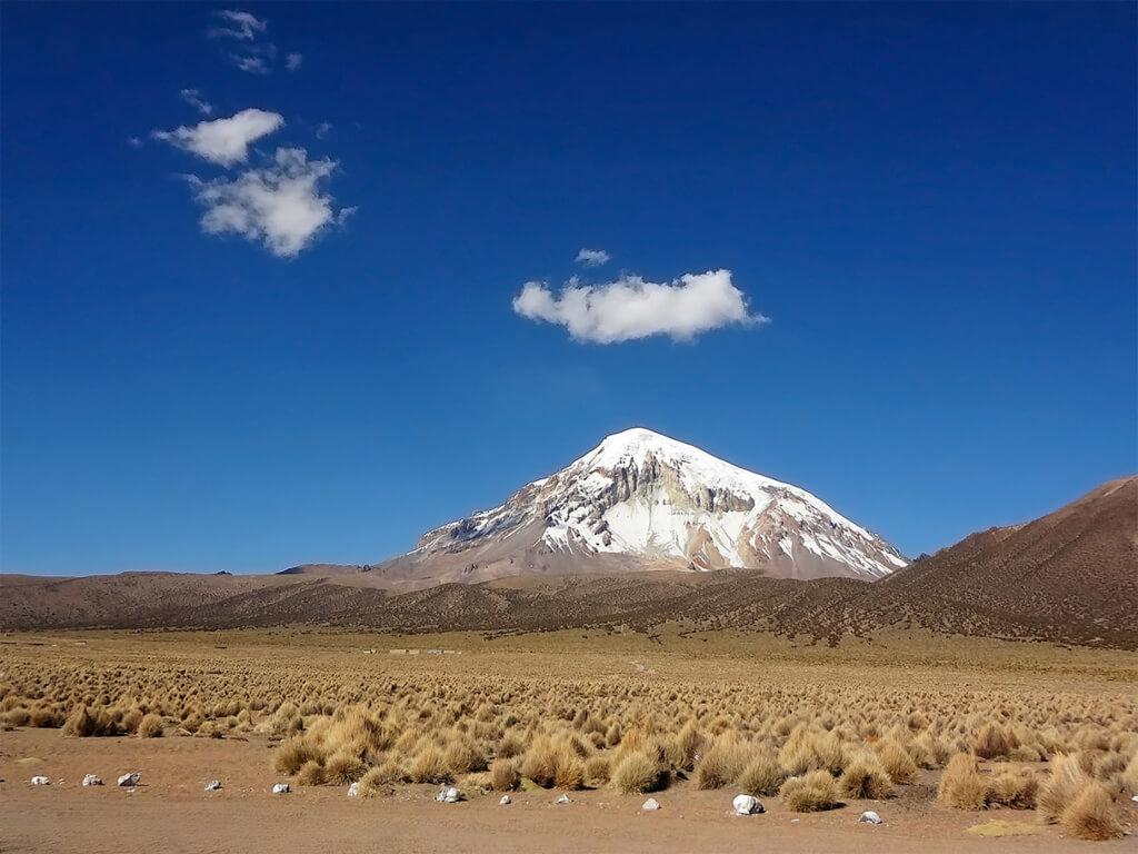 Ascension du volcan Sajama en Bolivie