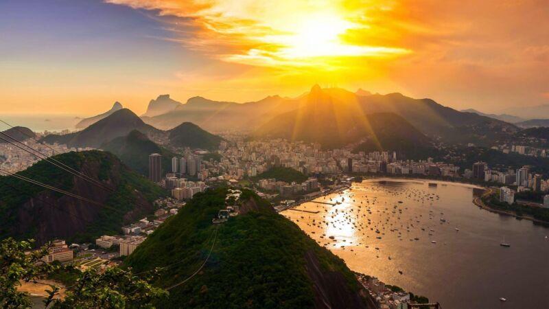 Voyages au Brésil