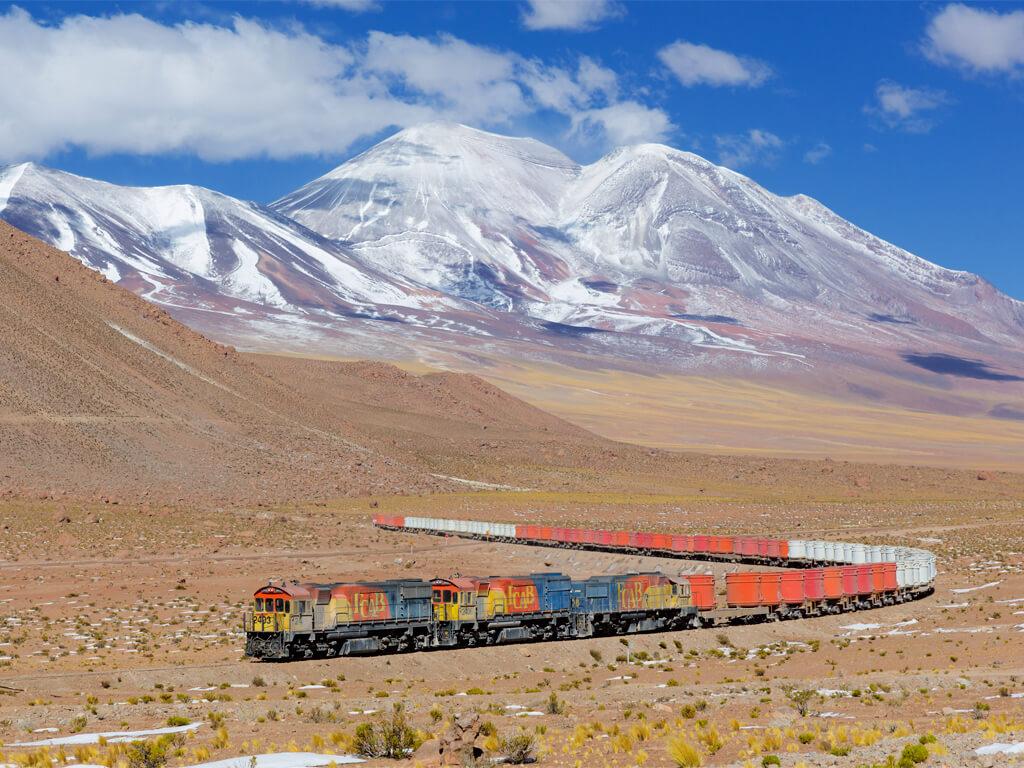 De Calama à Uyuni en train