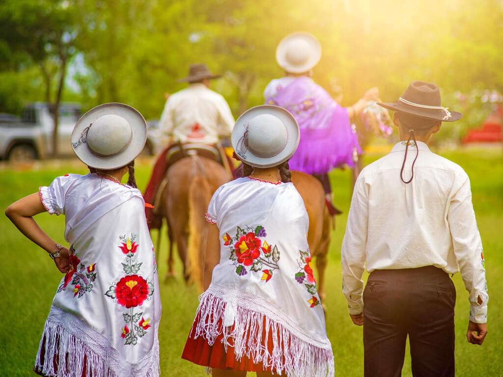 Carnaval Chapaco à Tarija en Bolivie