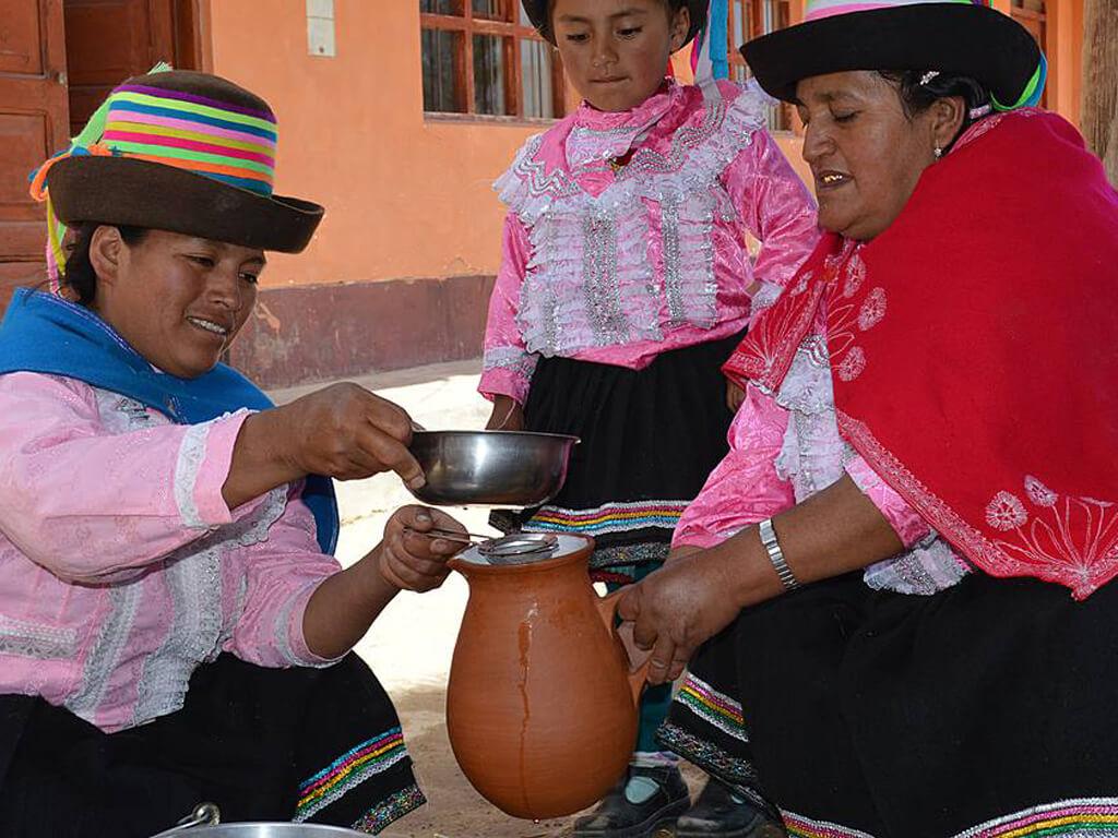 Vivez chez l'habitant à Humacchucos au Pérou