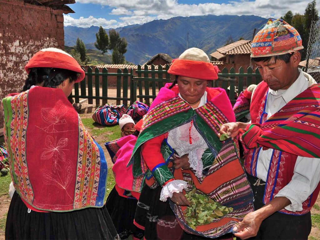 Communauté andine de Patabamba au Pérou