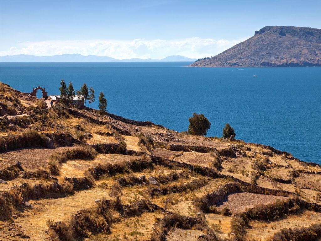 La communauté de l'Île de Taquile au Pérou vous accueille