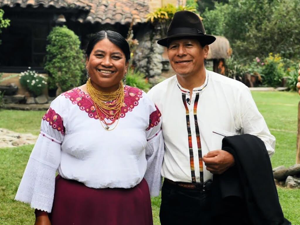 Communauté de San Clemente en Équateur