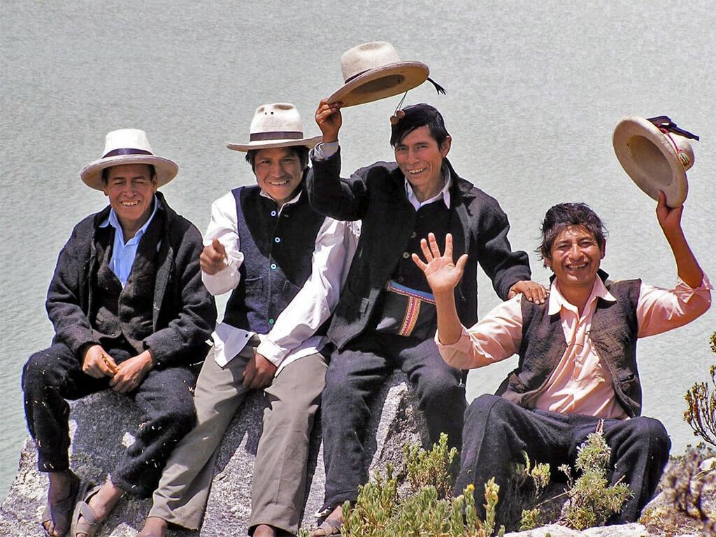 La communauté de Vicos au Pérou