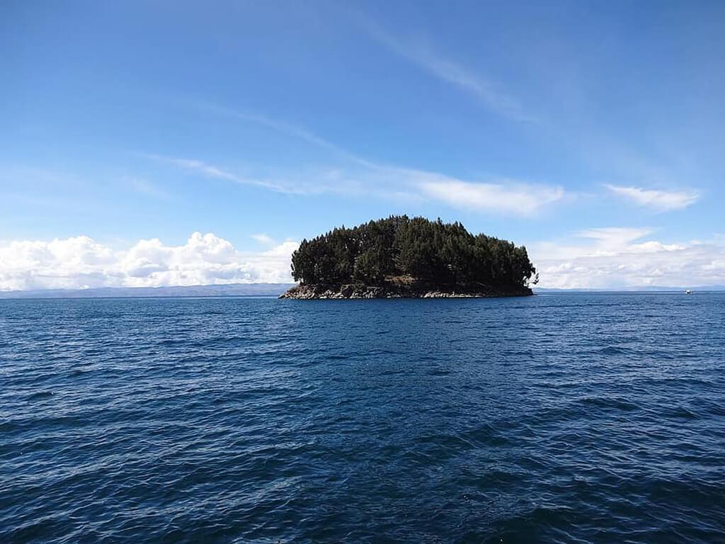 Croisières à destination de l'Île du Soleil en Bolivie