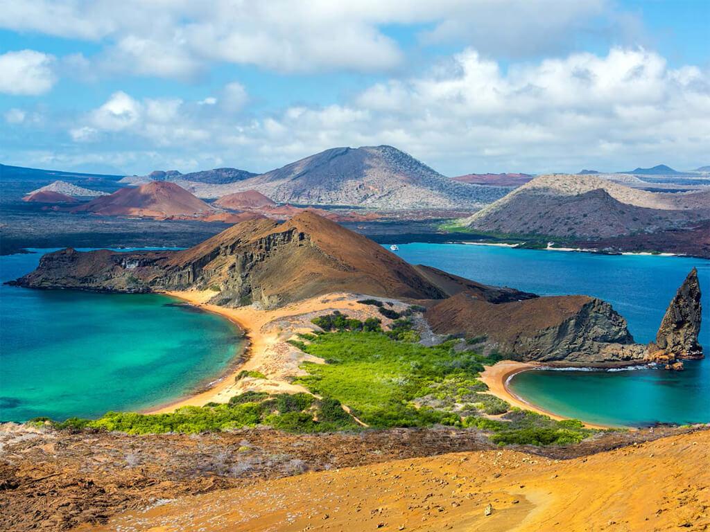 La beauté des Îles Galápagos en Équateur