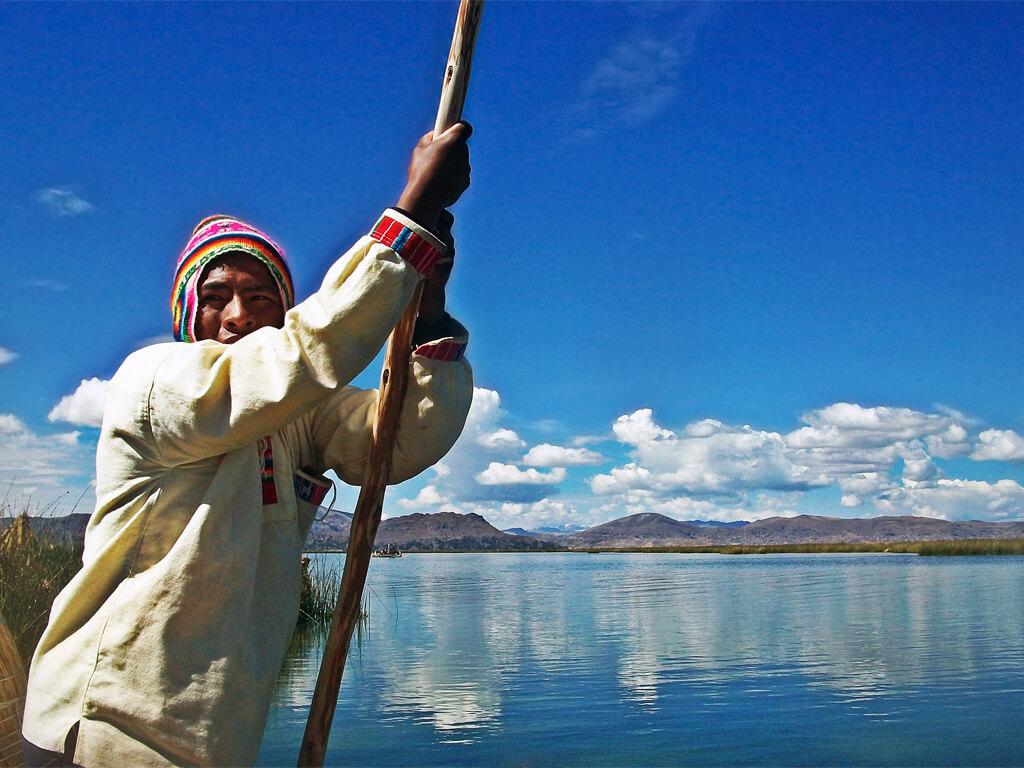 Croisières sur le Lac Titicaca en Bolivie