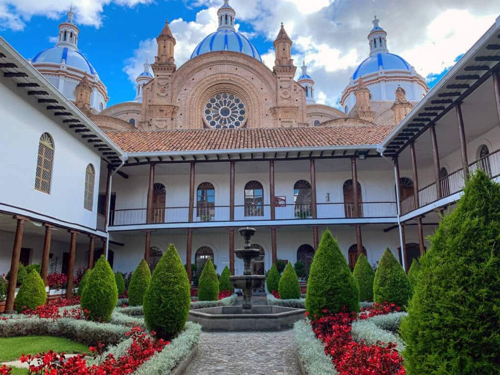Découverte de Cuenca en Équateur