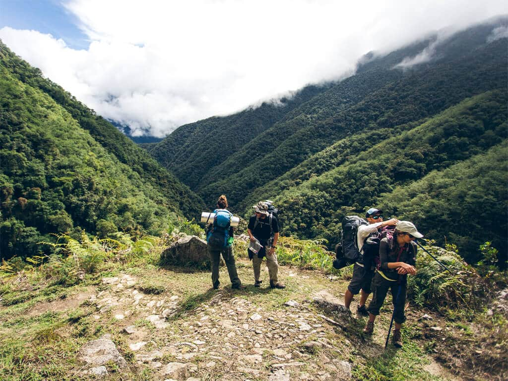 En route pour El Choro Trek en Bolivie