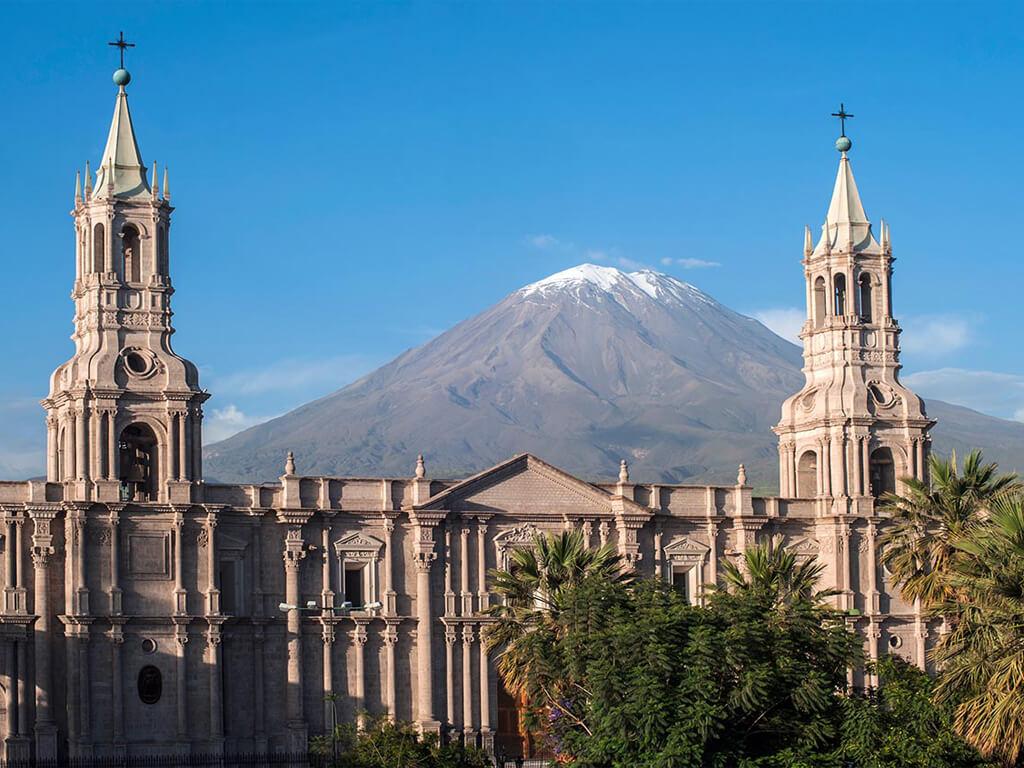 Excursions dans Arequipa au Pérou