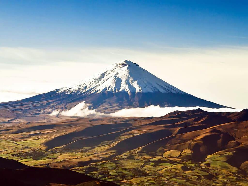 Excursions autour du volcan Cotopaxi en Équateur
