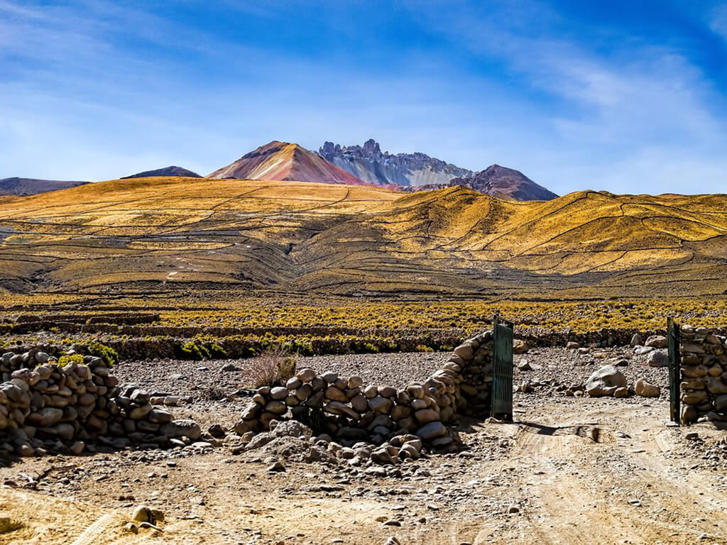 Excursions autour du volcan Tunupa en Bolivie