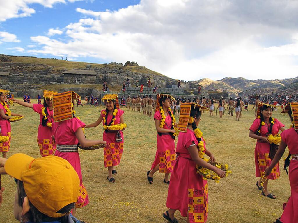 Fête Inti Raymi en Bolivie et au Pérou
