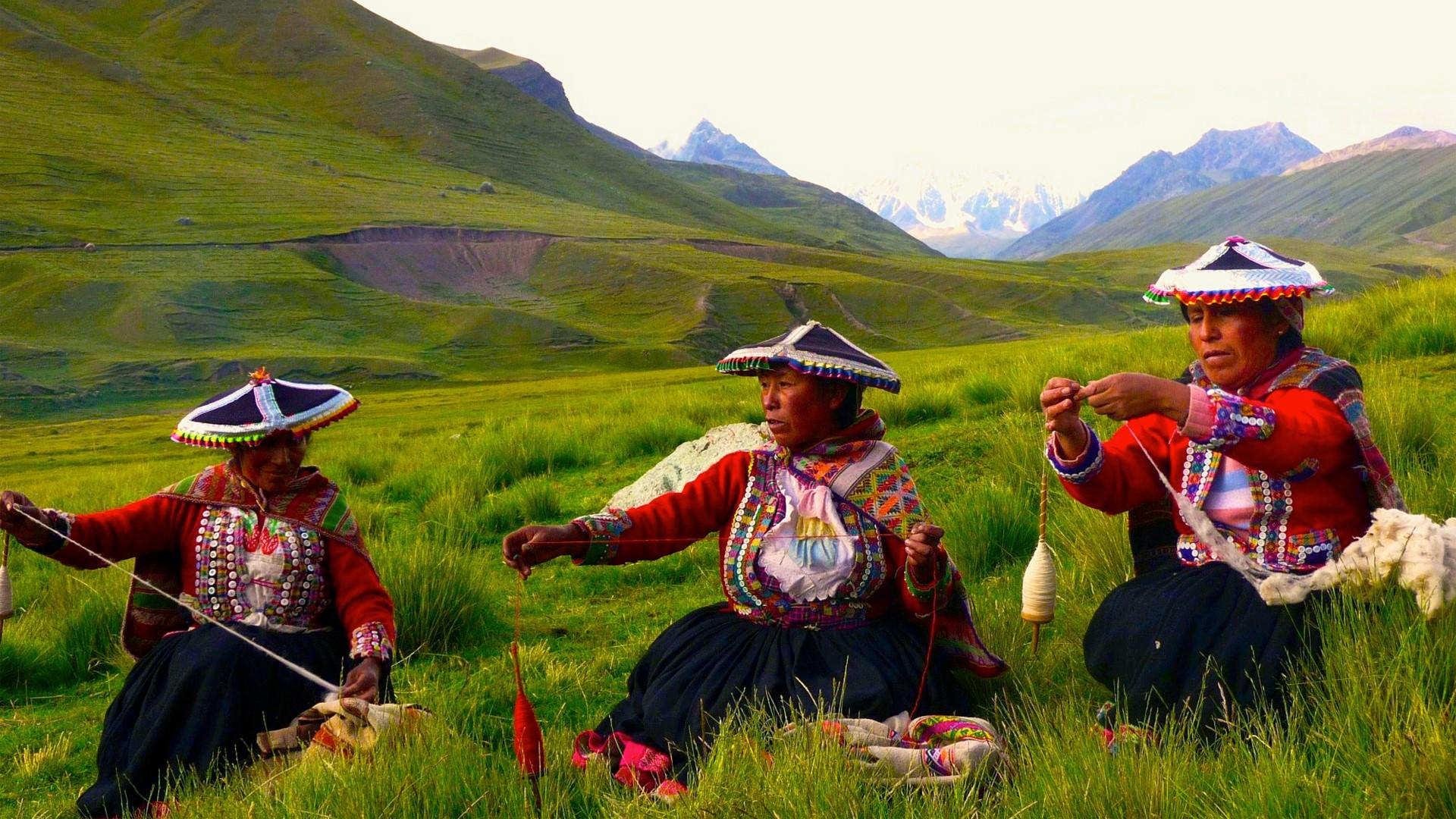 Incas du Pérou