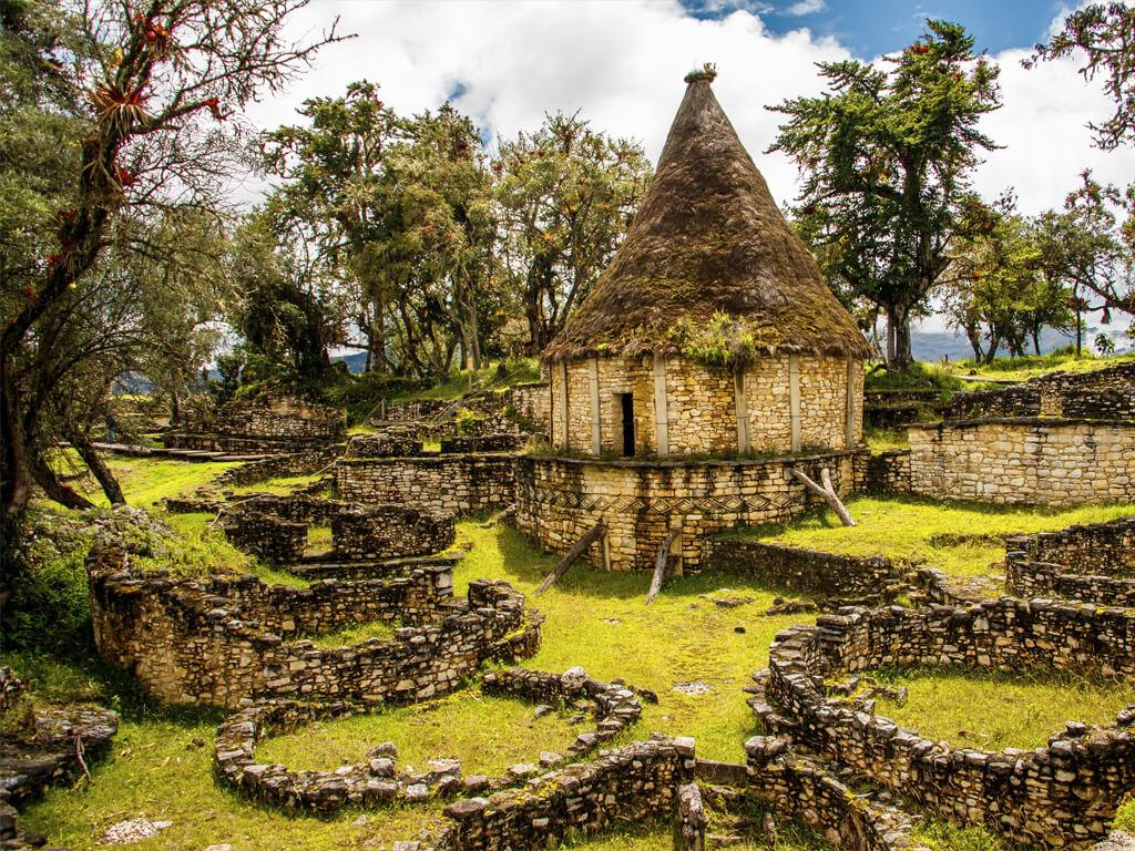 Kuélap et Chachapoyas au Pérou
