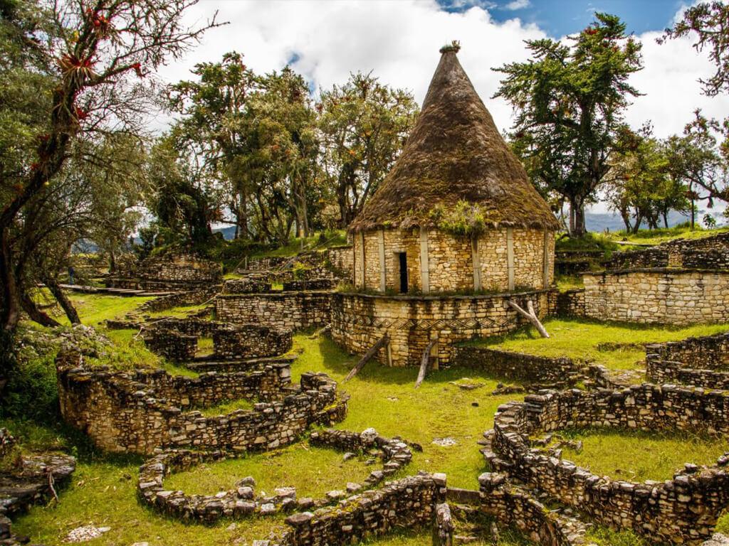 Visite à vélo de Kuélap au Pérou