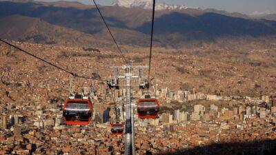 La Paz et l'Altiplano en Bolivie