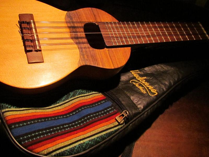 Le charango guitare andine