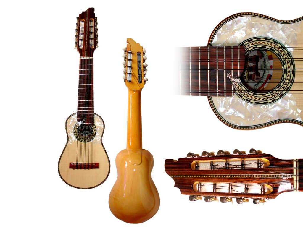 Le charango est un instrument originaire de Bolivie