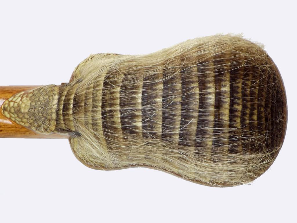 A l'origine, le charango était confectionné avec la carapace du tatou