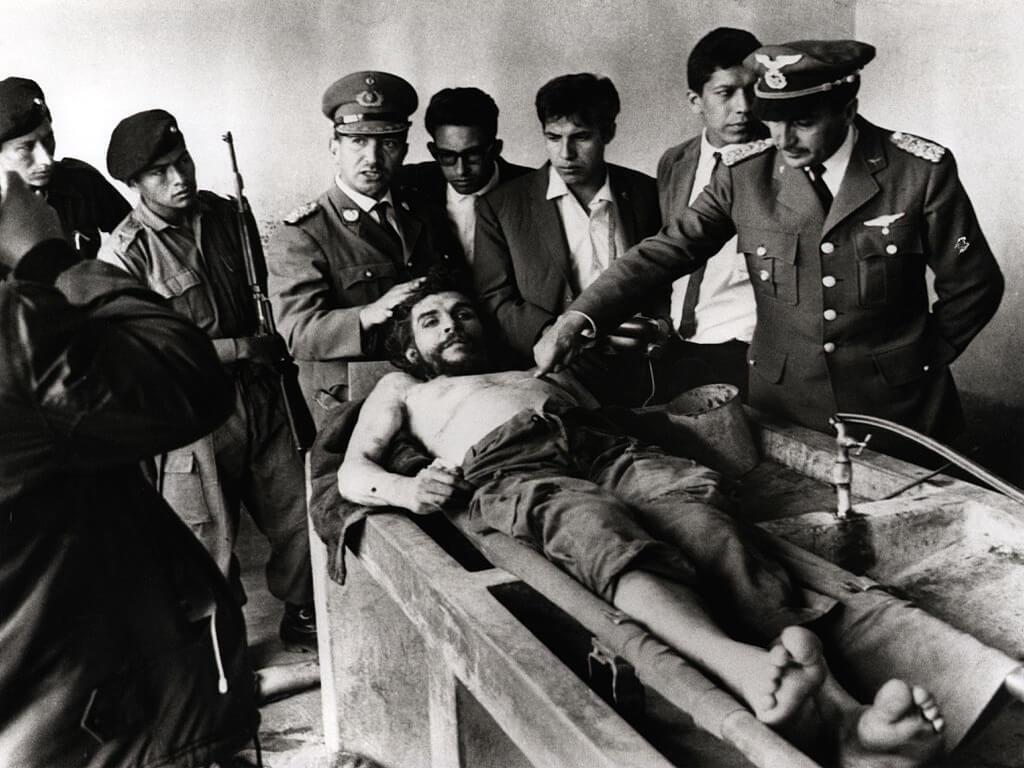 Dépouille du Che Guevara