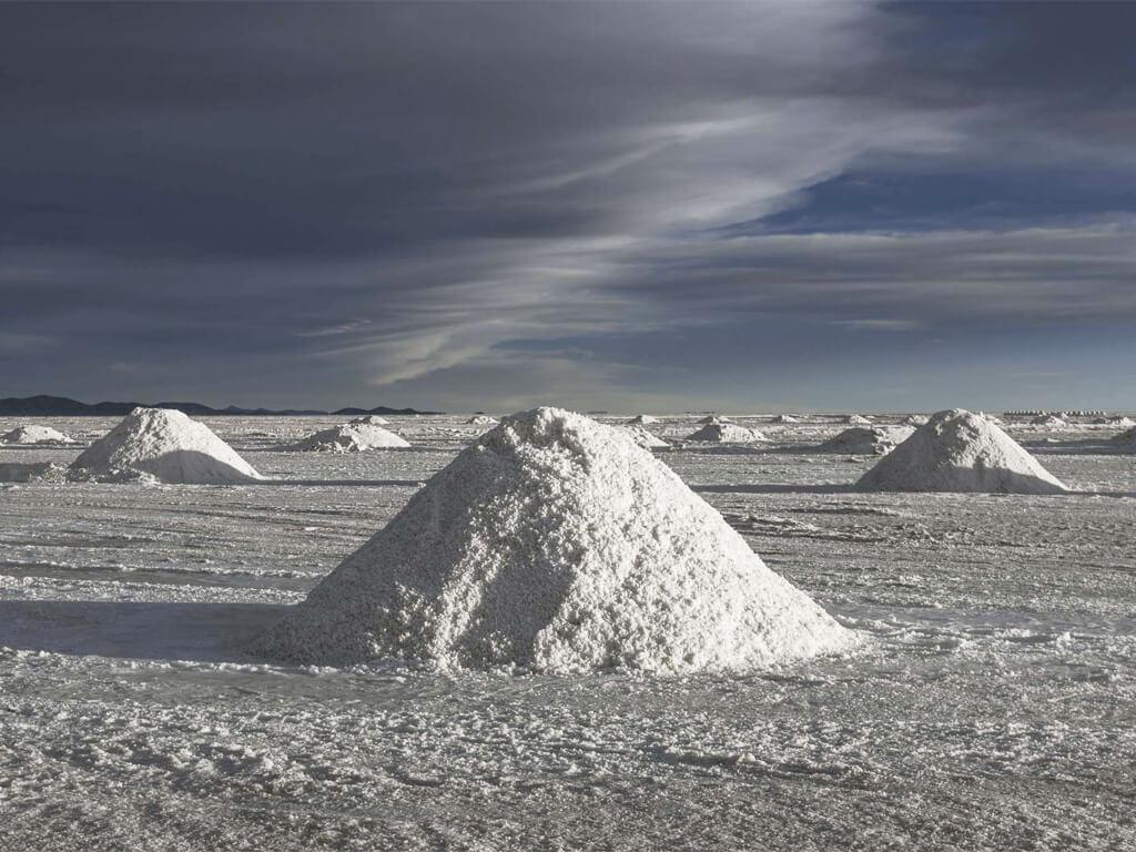 Extraction du lithium à Uyuni en Bolivie