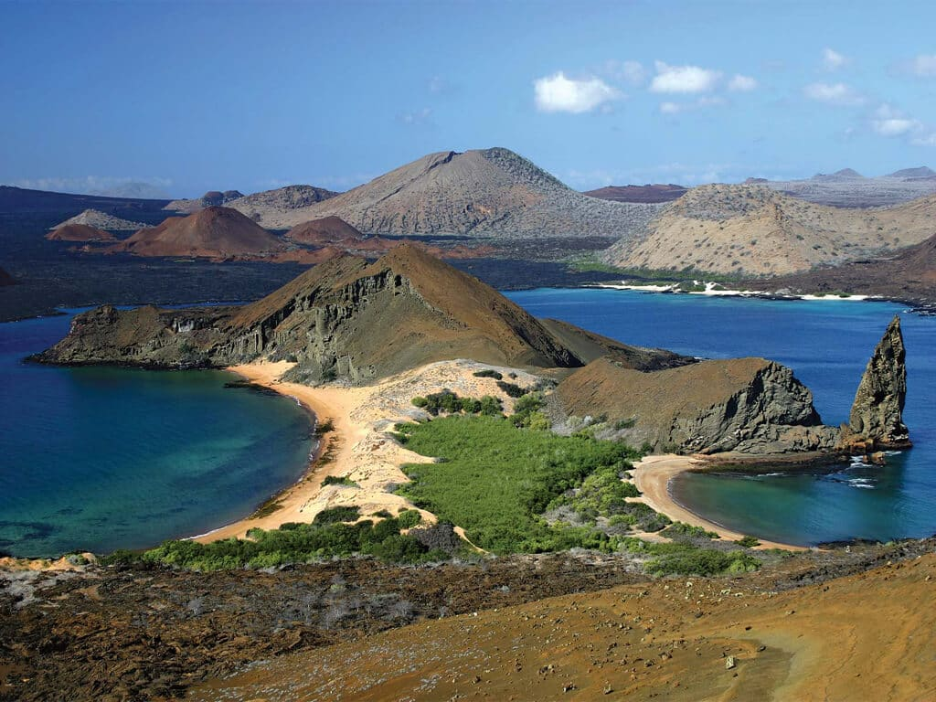 Île Bartolomé aux Galápagos