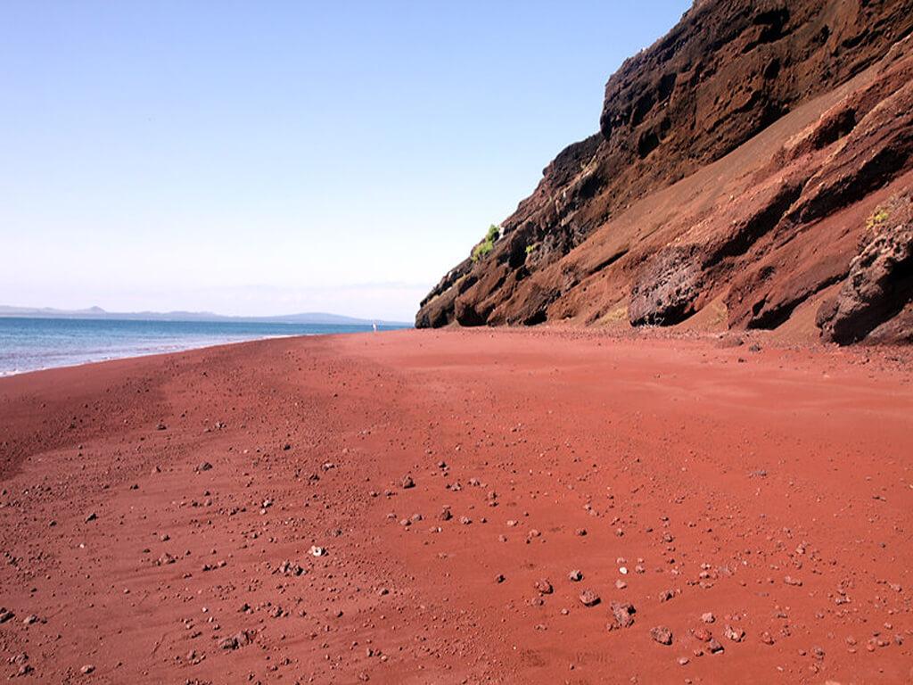 Île Rabida aux Galápagos