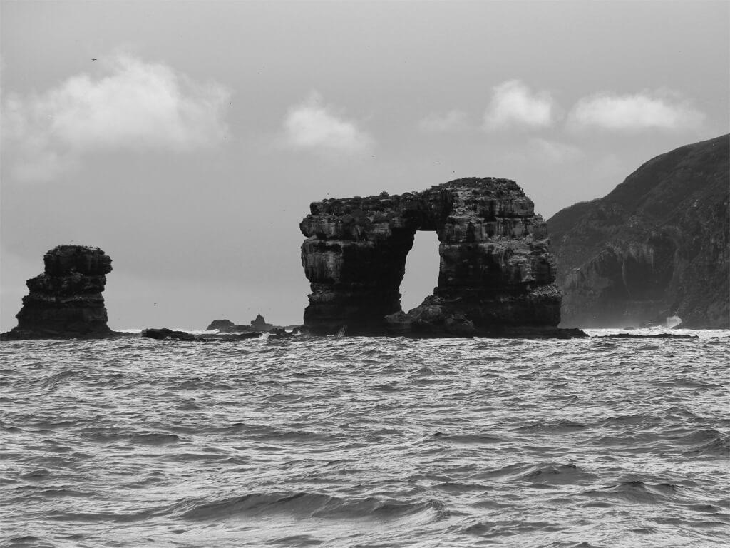Arche de Darwin, Îles Darwin et Wolf dans l'archipel des Galápagos