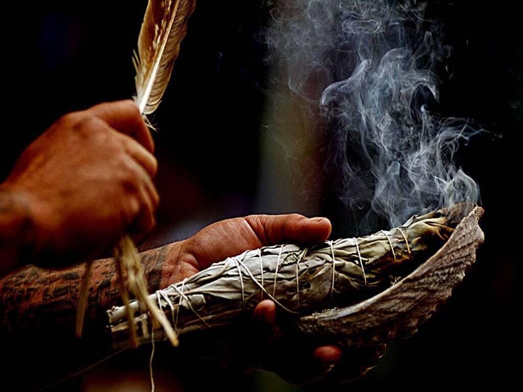 Initiation chamanique en Amazonie