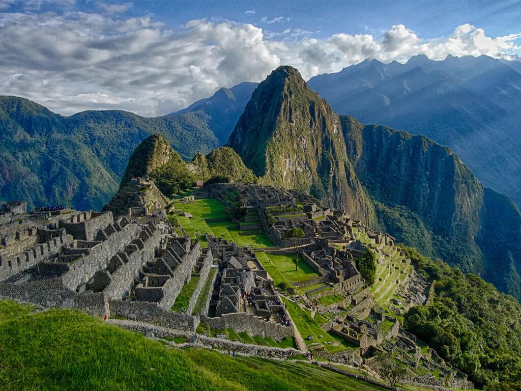 Le Machu Picchu est un bijou à visiter au Pérou