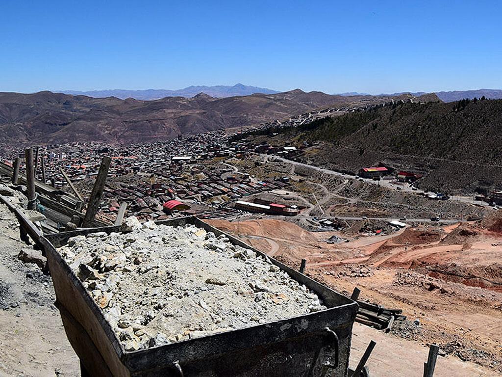 Mines d'argent de Potosí