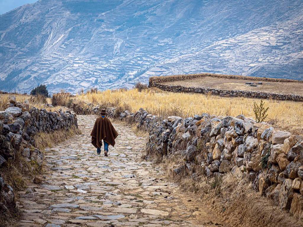 Qhapaq Ñan chemins précolombiens