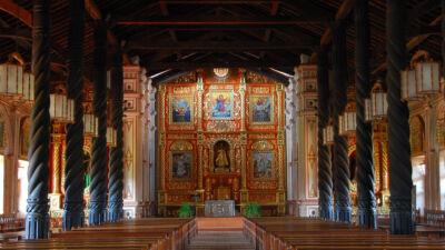 Missions Jésuites à Santa Cruz en Bolivie