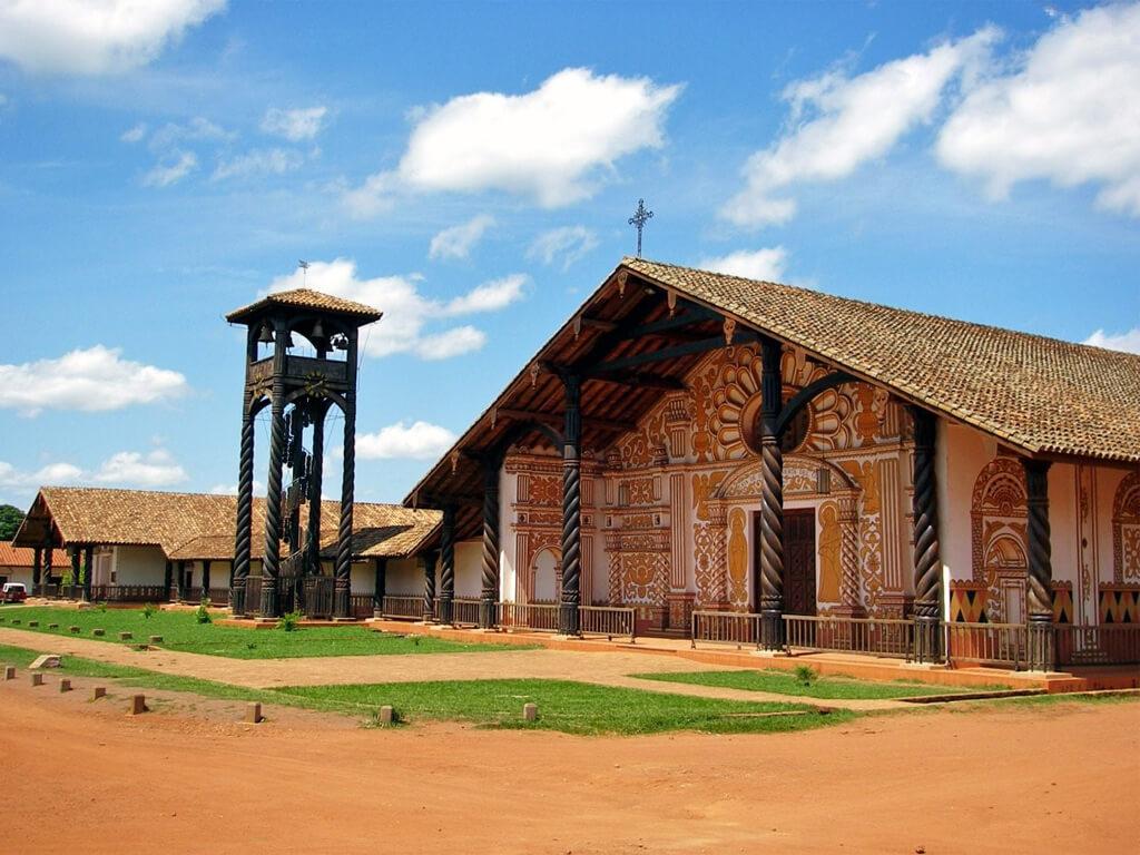 Excursions Missions Jésuites de Bolivie