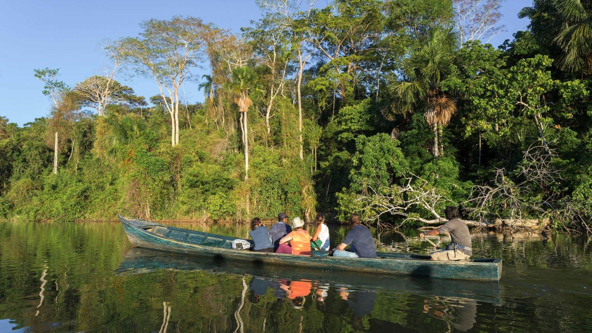 L'Oriente en Amazonie bolivienne