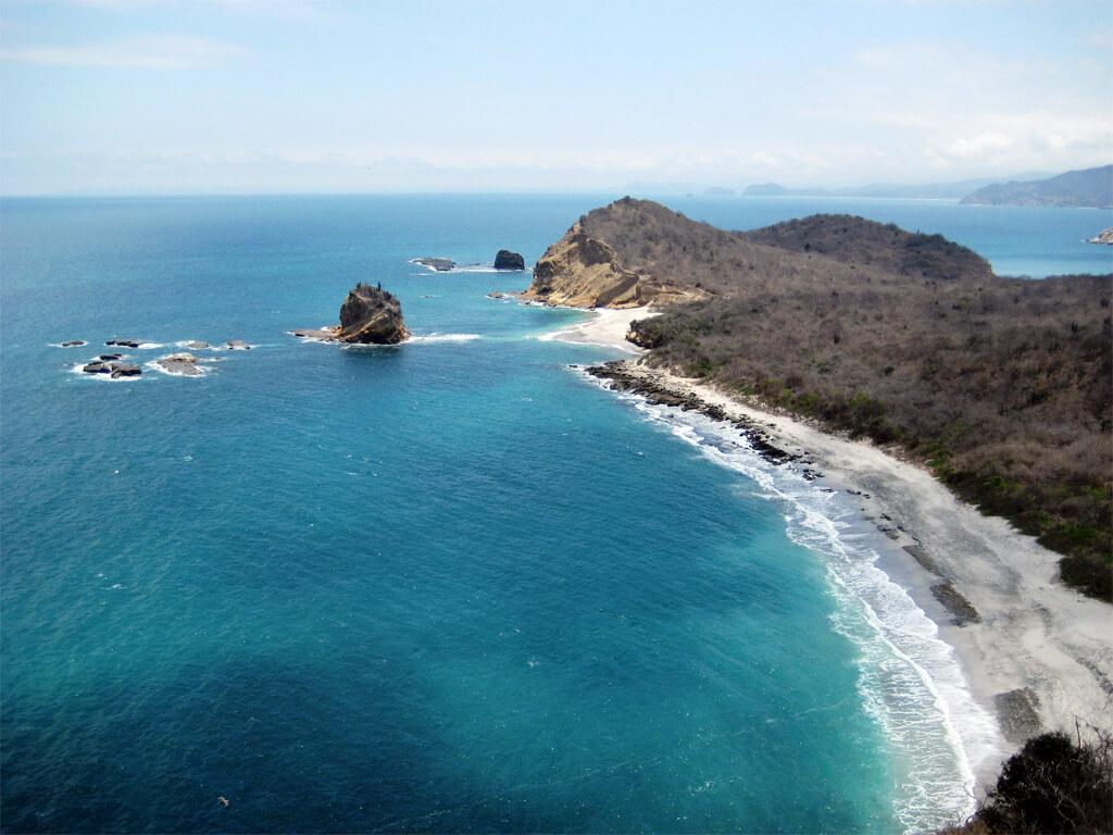 Parc National Machalilla en Équateur
