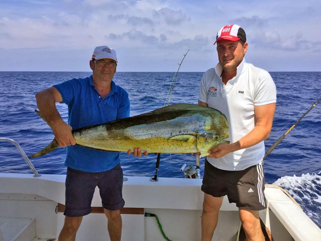 Pêche embarquée au Pérou et en Équateur