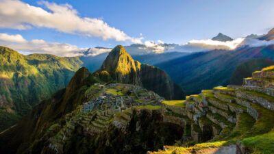 Cuzco et le Machu Picchu au sud des Andes péruviennes