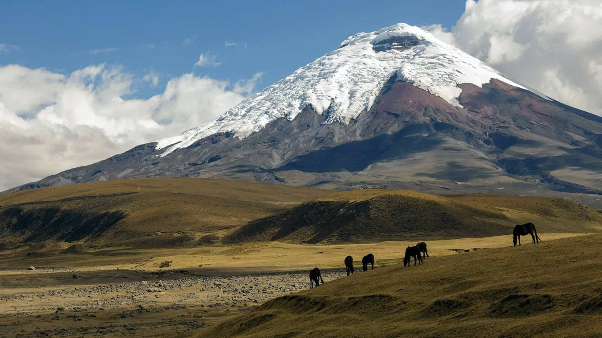 Quito et La Sierra