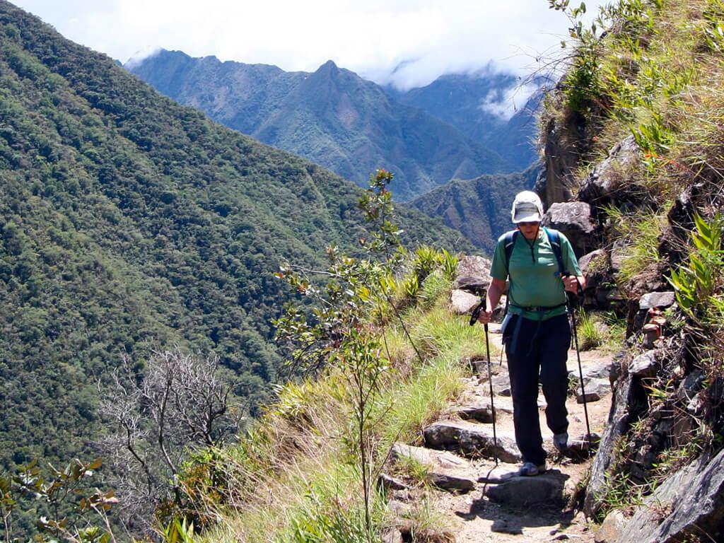 Randonnée pour le Machu Picchu