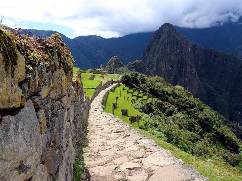 Randonnées sur le chemin de l'Inca au Pérou
