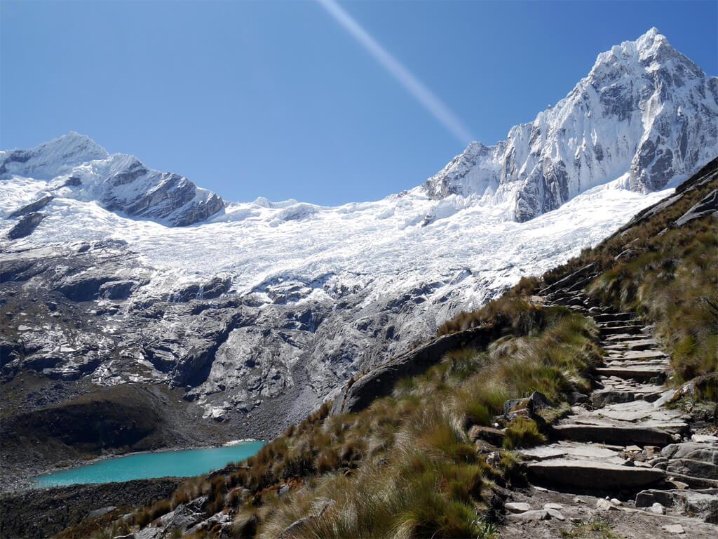 Randonnées à Santa Cruz au Pérou