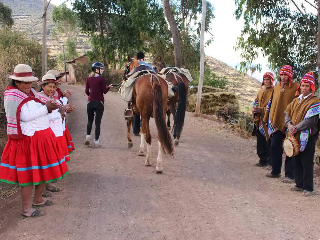 Rencontre avec les Incas de la Vallée Sacrée au Pérou
