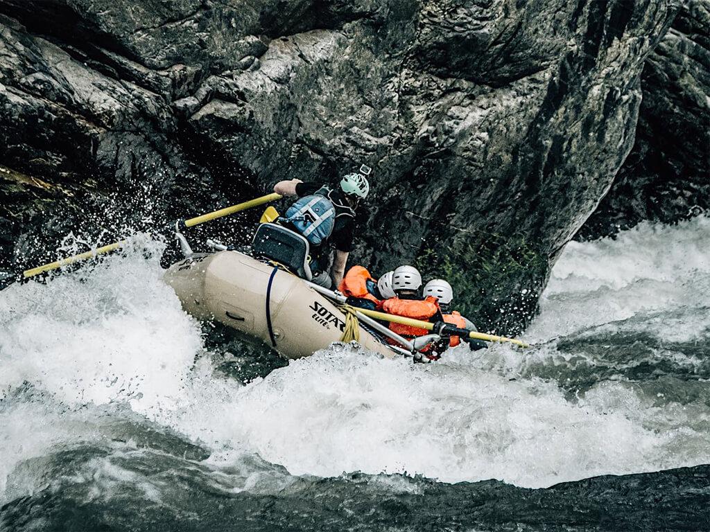 Rio Cotahuasi près d'Arequipa au Pérou