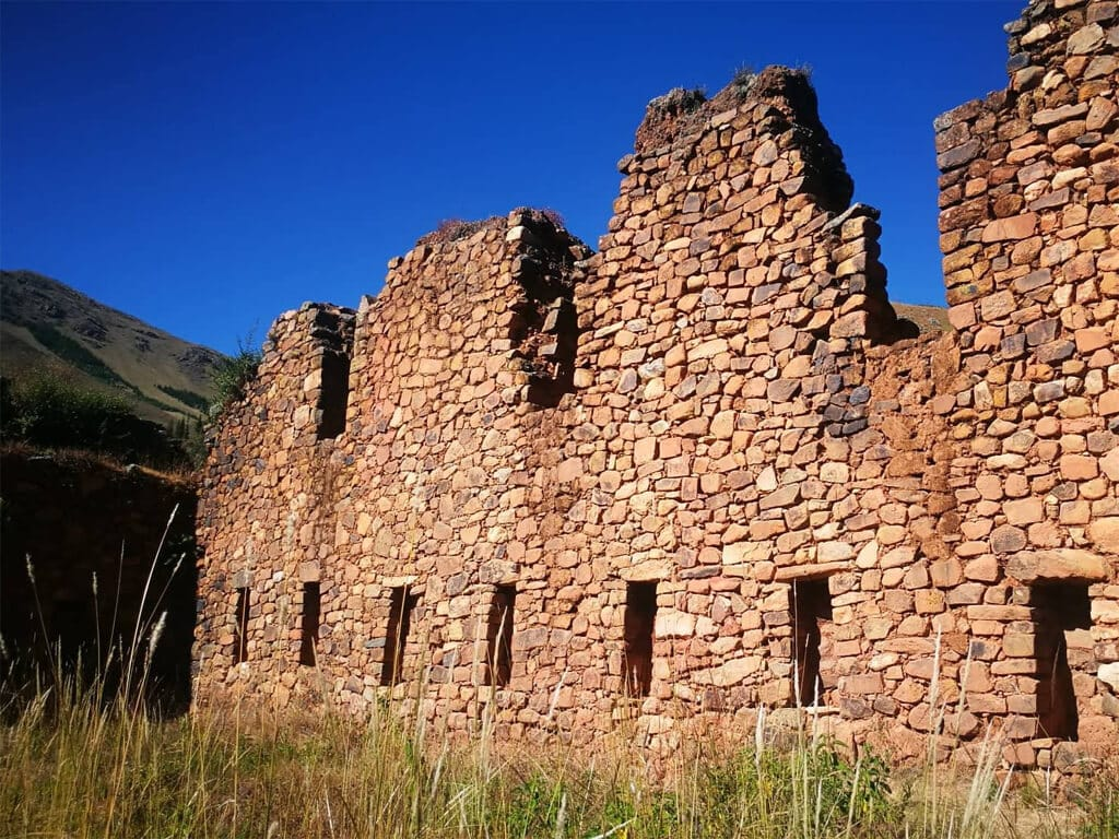 Ruines Incallajta à Cochabamba en Bolivie