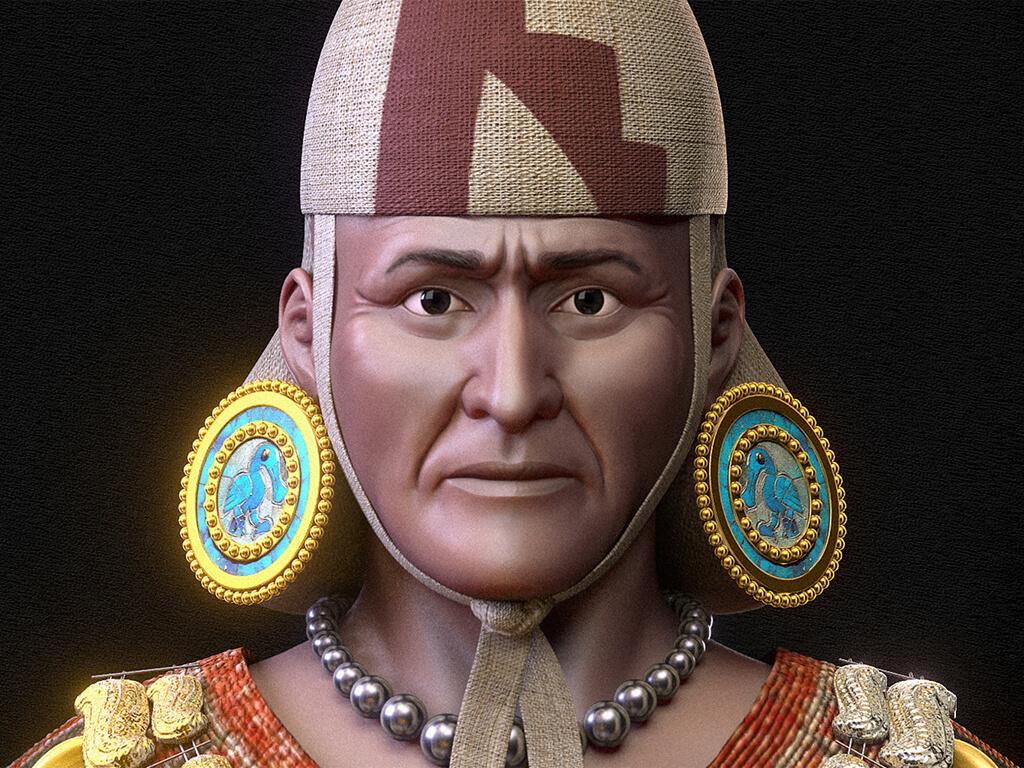 Le Seigneur de Sipán au Pérou